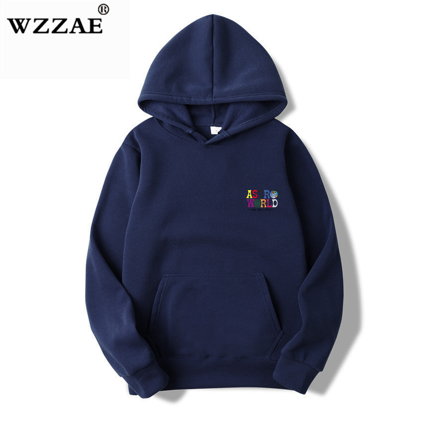 Fashion Letter ASTROWORLD HOODIE street wear Man woman Pullover Sweatshirt 26