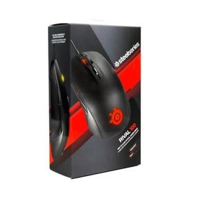 Image 5 - Brand New Steelseries Rival 100 Gaming Muis Muizen Usb Bedrade Optische 4000Dpi Muis Met Prism Rgb Verlichting Voor Lol cs