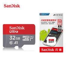 Sandisk tarjeta de memoria Ultra de 32gb, 64gb, 128gb, 200gb, 256gb, micro SD Clase 10, microSDHC/SDXC, TF, 98 MB/S, 100 MB/S, para teléfono móvil UAV