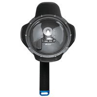 SHOOT 2 0 Version 6 Inch Diving Underwater Lens Hood Dome Lens Dome Port For Gopro