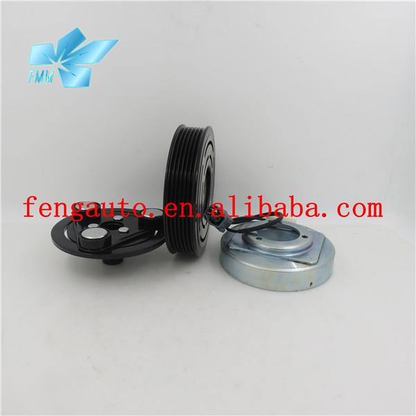 Ac Auto Compressor Clutch /coil Pulley For Mazda 6 M3 1.6 Agreeable Sweetness Air Conditioning & Heat Auto Replacement Parts