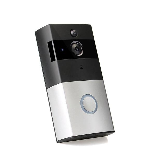 YOHEEN Smart IP Video Intercom Wifi Deurbel Tuya App Ondersteuning Amazon Alexa Smart Home Draadloze Beveiliging Video Deurbel Camera 4