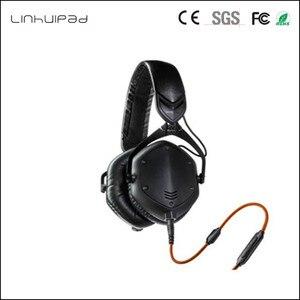 Image 4 - Linhuipad 1 pair V Moda headset ear cushion memory foam ear pads protein earpads fit on V Moda Crossfade M 100 LP2 LP