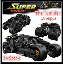 Decool 7111 Building Blocks Super Heroes Batman Chariot The Tumbler Batmobile Batwing Joker Minifigures Bricks Legoes 78023