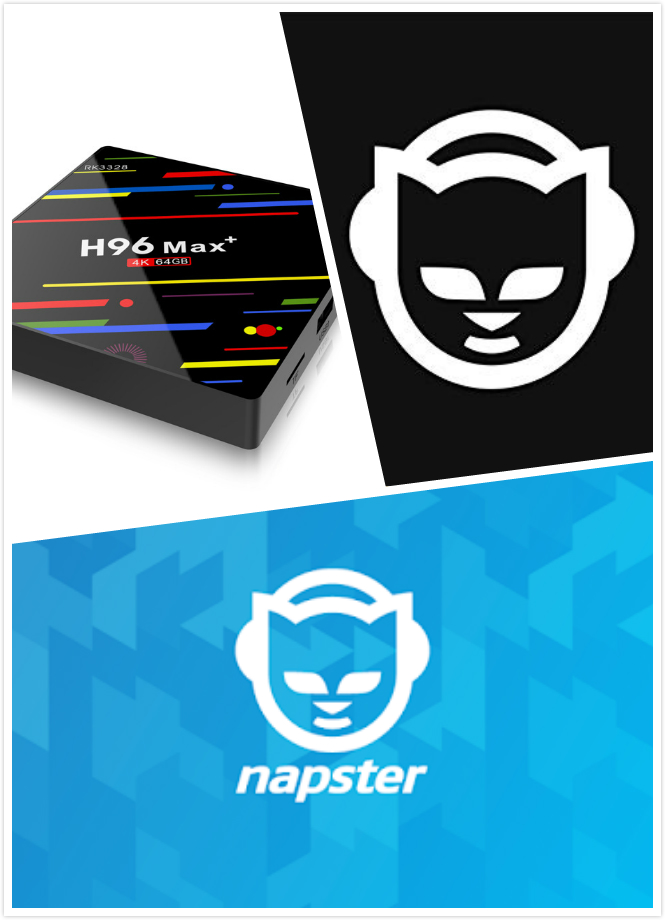 H96 MAX+ Android 7.1 With 1 Year Napster Premium Subscription Account Work on all Device Set Top Box Media PlayerH96 MAX+ Android 7.1 With 1 Year Napster Premium Subscription Account Work on all Device Set Top Box Media Player