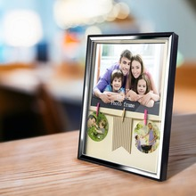 Giftgarden  2019 New Design 5x7 Inch Frames with Claps Picture Frame Home Decor Table Ornaments