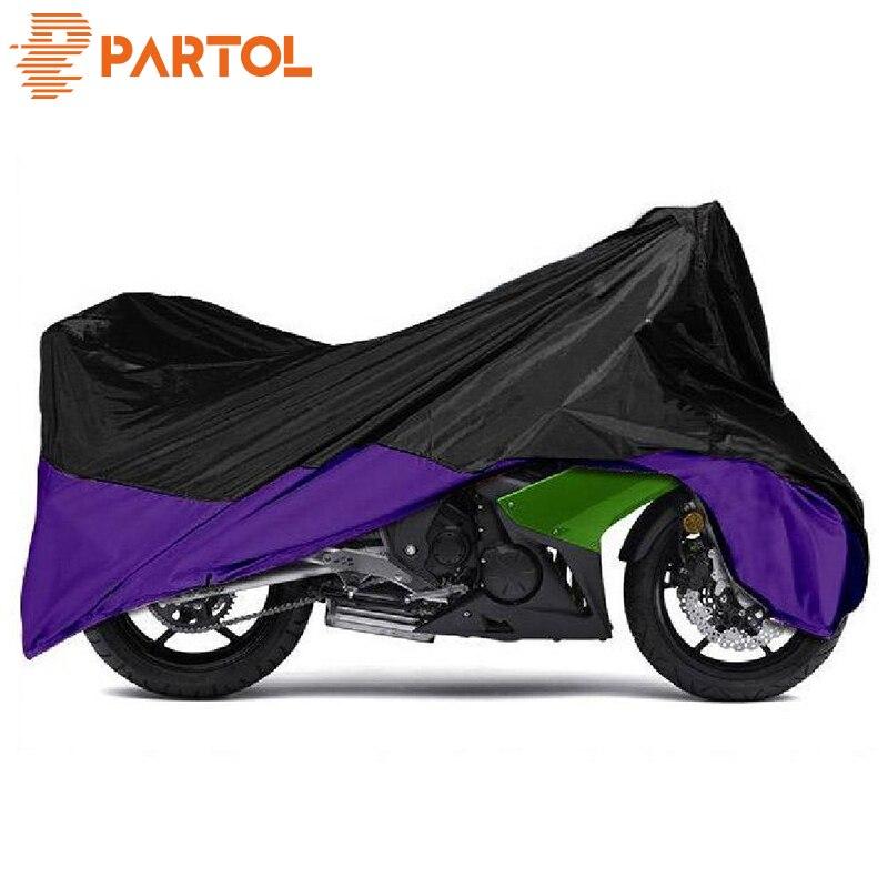 Polyester Wasserdichte Schutz Abdeckung Für Moto X Xl Xxl 3xl Motorräder Deckt Moto Kuvertüre Regen Uv Staub Prävention Motorrad-zubehör Motorrad-zubehör & Teile