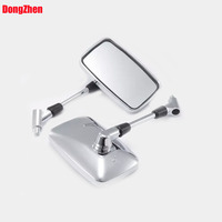 Free Ship One Pair Rotation Side Rear View Mirror Fit For Honda CT110 XR250LMoto   Motorcycle   Motorbike Rearview Mirror