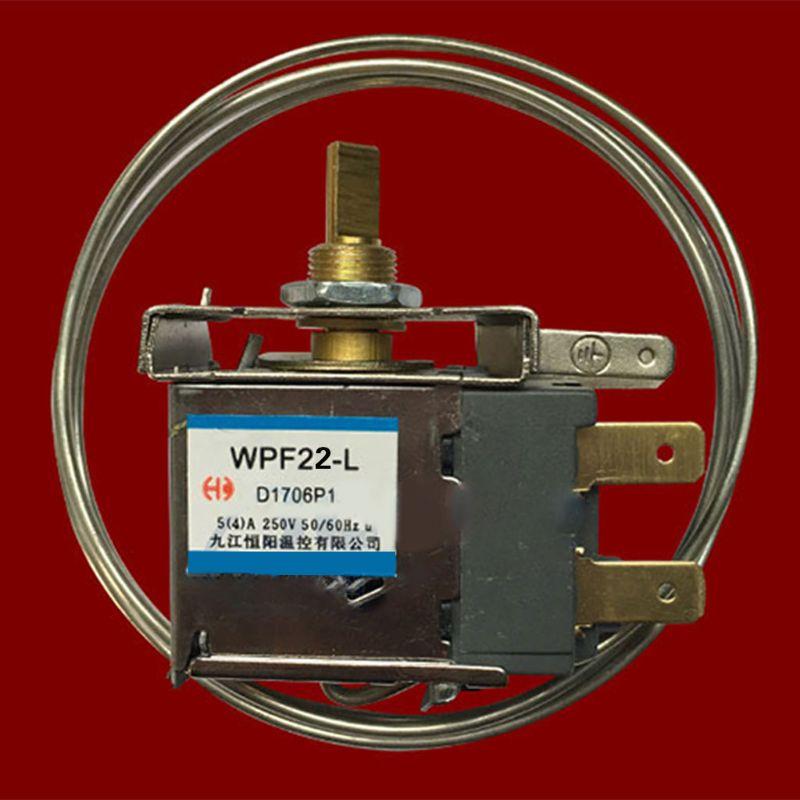 1 шт. WDF19-K/WDF22-L LRefrigerator термостат бытовой металлический регулятор температуры и Прямая поставка