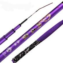 Cheapest prices 2016 New Carp Carbon Fishing Rod Pole Stream Hand Rod Telescopic Fishing Rod Fishing Tackle 3.6M 4.5M 5.4M 6.3M 7.2M Peche