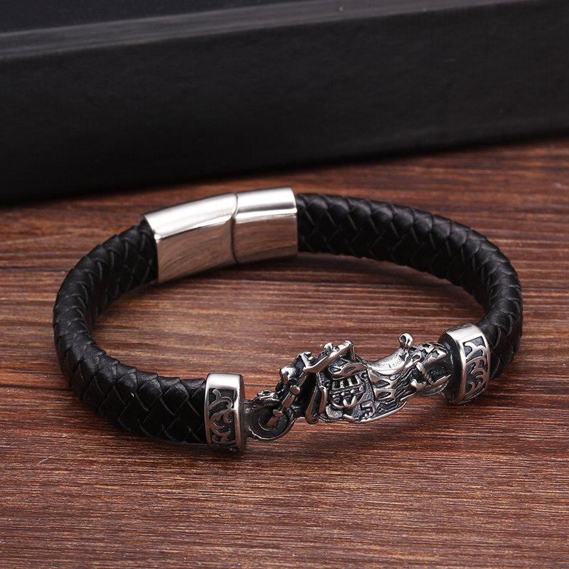 men charm Bracelet (10)