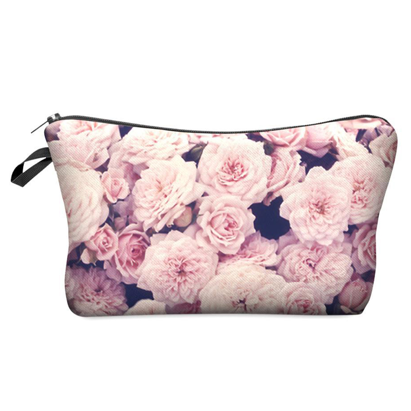 Jom Tokoy New Fashion Makeup bag Heat Transfer Printing Women Flowers Fashion Brand Travel Cosmetic Bags kosmetyczka HTB1pvwtVzTpK1RjSZKPq6y3UpXai