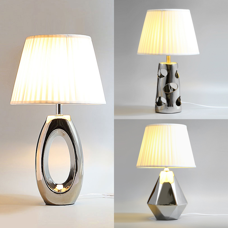 Ordinary Ikea Lampe De Salon #4: Nordic Ikea Style Ceramic Table Lamp Simple Living Room Decorative Lighting  Living Room Study Bedroom Bedside