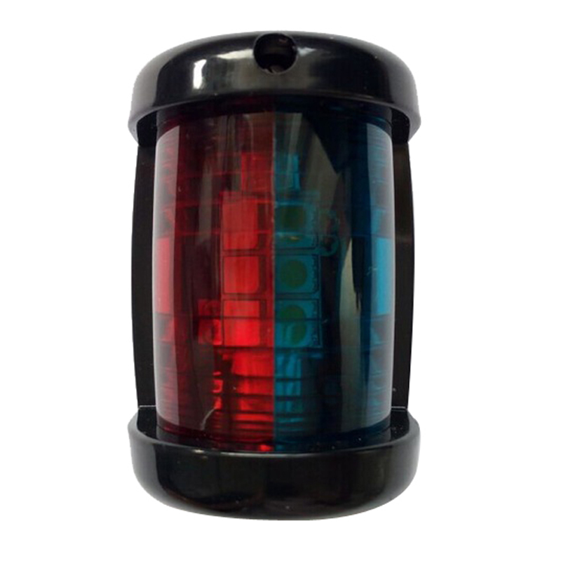 Marine Boat Yacht LED Navigation Light 12V Red Green Port Starboard Light