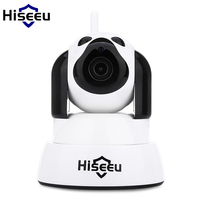 Hiseeu HSY FH4 720P Night Vision IP Camera Wifi Dome Camera IP Network Wireless Smart Dog