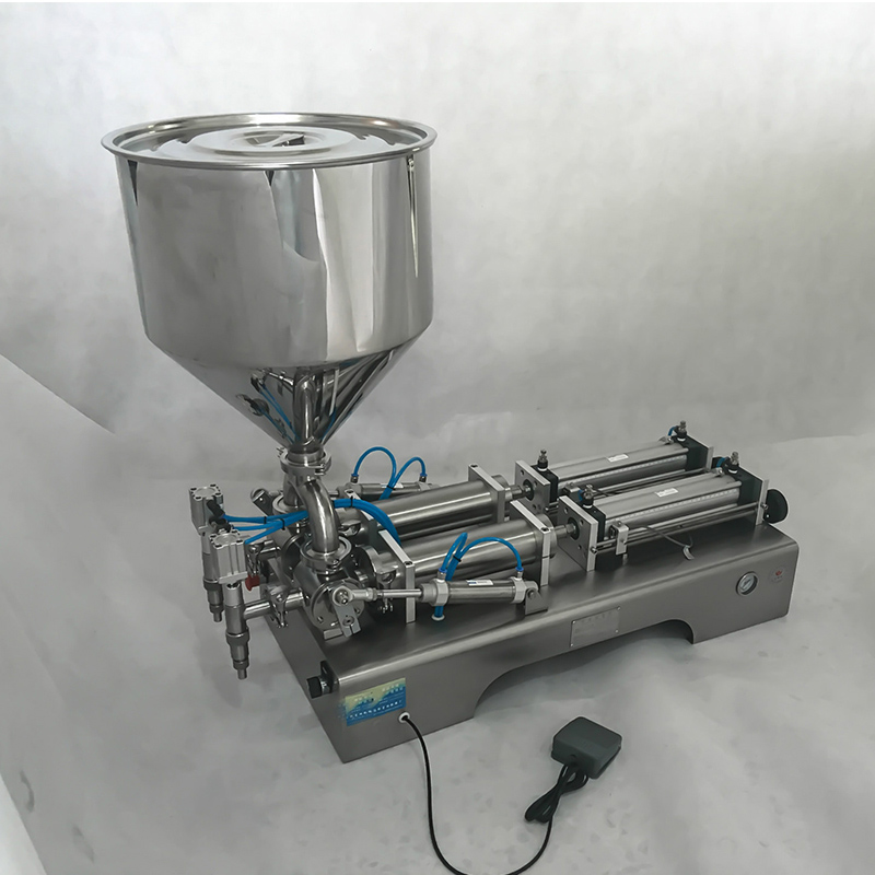 double fillling machine5