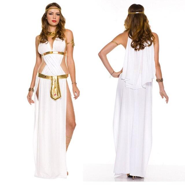 Neue Erwachsene Frauen Sexy Halloween Party Griechischen Venus ...