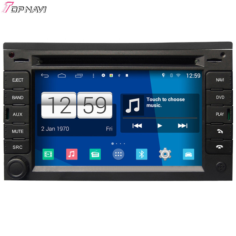 6.2'' Quad Core S160 Android 4.4 Car DVD Multimedia GPS For VW Golf 4 High With Stereo Mirror Link 16Gb Flash Free Shipping