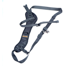 Commlite Camera Quick Release Shoulder Sling Neck Strap Universal for All with 1/4 Screw Mount