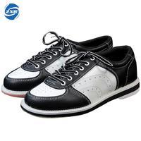 Боулинг Профессиональный Боулинг обувь Классическая обувь для мужчин и женщин из мягкой кожи кроссовки супер удобные спортивные туфли