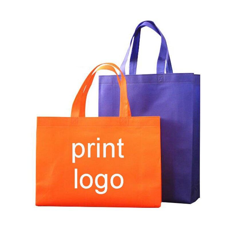 공장 가격, 주문 부대 주문 쇼핑 백 로고 인쇄 주문 로고, 크기, 주문 유형 및 색깔-에서쇼핑백부터 수화물 & 가방 의  그룹 1