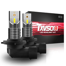 2PCS M9006/7 Waterproof LED Car Light Bulbs 9006/HB4/9005/HB3/M7-H7/M4-H4-H/L 6000K Headlight Bulb 55W Accessories