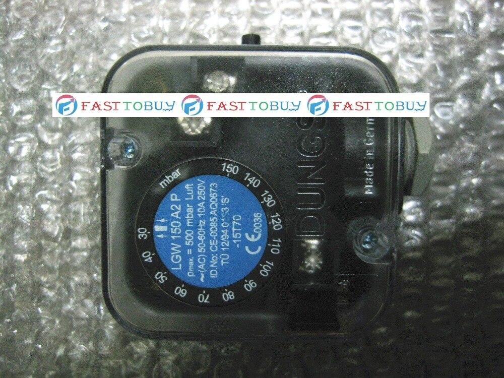 LGW150A2P Dungs pressostat avec bouton de test pour brûleur nouveau