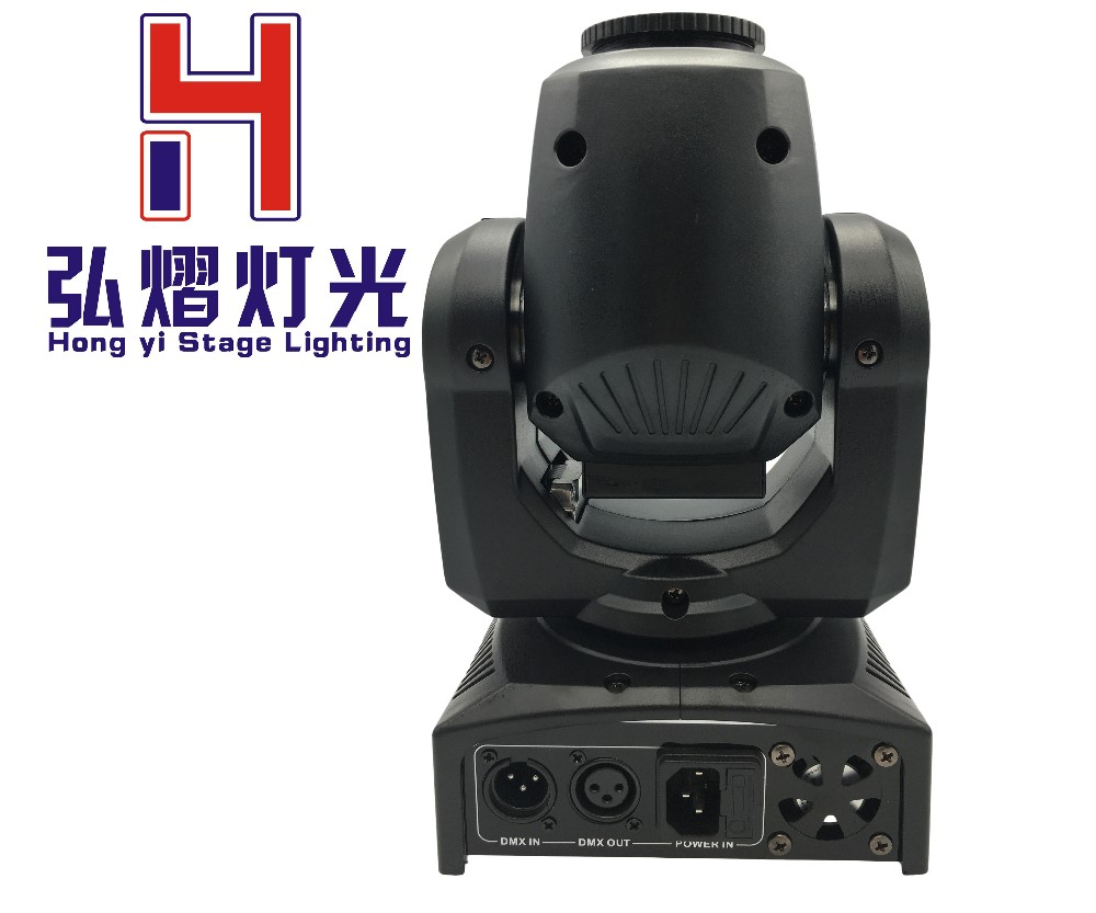 2016 hot party led lights DMX 512 controller 30W led moving head 8 gobos stage lighting for dj Disco KTV Stage effect Lamp цена