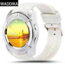 Smart watch para el teléfono android soporte sim tf pk gt08 u8 reloj inteligente smartwatch dz09 q18 inteligente portátil electrónica de valores