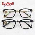 A maioria dos popular unisex frame ótico do acetato de moda óculos estilo quente para homens e mulheres new arrival 16902