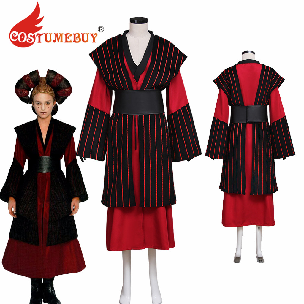 Star Wars Episode1 Cosplay Costume Queen Padme Amidala Adult Costume Custom Made Innovatis Suisse Ch