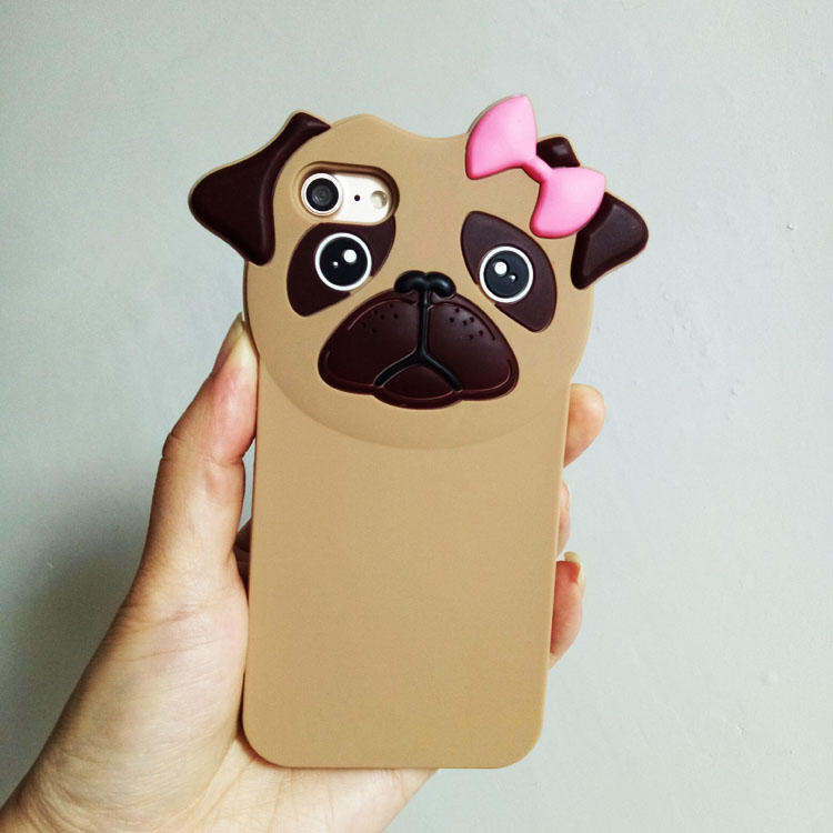 Pugs Cartoon IPhone 6 Plus/6S Plus Cases - CafePress