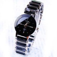 Longbo Brand Ceramice Dress Lady Gift Waterproof Luxury Watch Quality Wristwatches women's quartz exquisite business clock watch