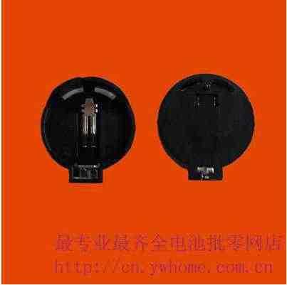 CR2032 2025 boîtier de support de prise de batterie de carte PCB d'ordinateur x 1 navire Wo wordwide