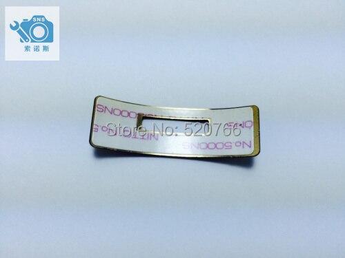 Nouveau et original pour niko objectif AF-S Nikkor 80-400mm F/4.5-5.6G ED VR 80-400 plaque signalétique 1K088-391