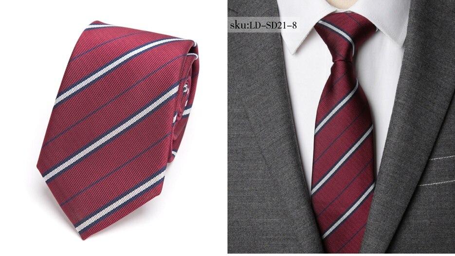 Tie (8)