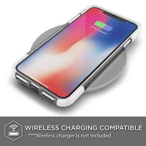 Image 5 - X doria funda protectora transparente para iPhone, funda protectora de grado militar probada con caída para iPhone X XR XS Max
