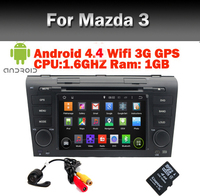 2 Din 7 Android 4 4 Car DVD Player For Mazda 3 With GPS Wifi 3G