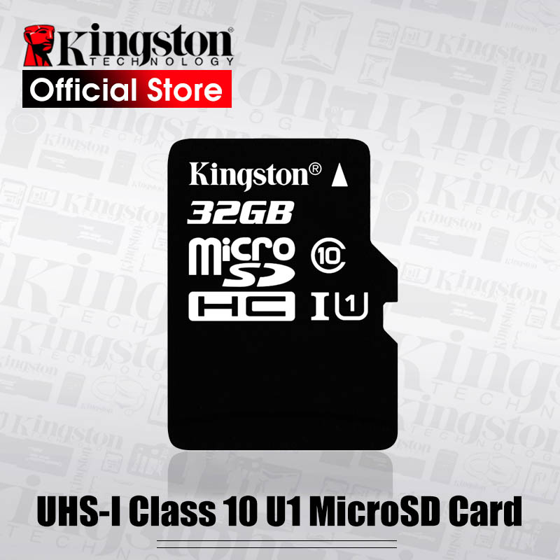 Kingston Class 10 carte sd memoria 16GB 32GB Memory Card 8GB Class 4 Micro SD Card UHS I TF Card 64GB For Mobile phone|Micro SD Cards| - AliExpress