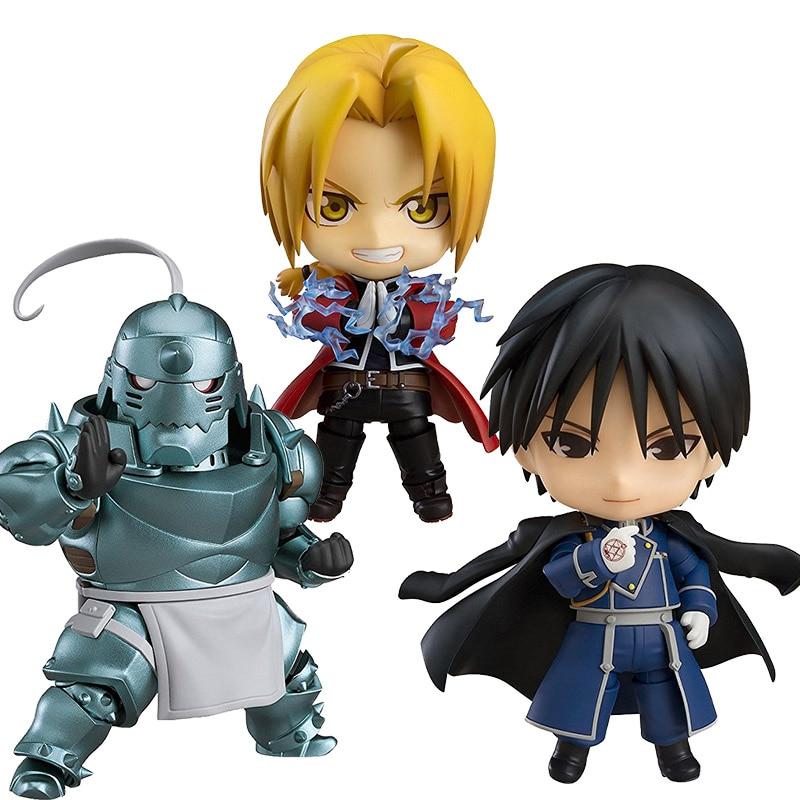 Aliexpress.com : Buy Fullmetal Alchemist Figure Alphonse ...