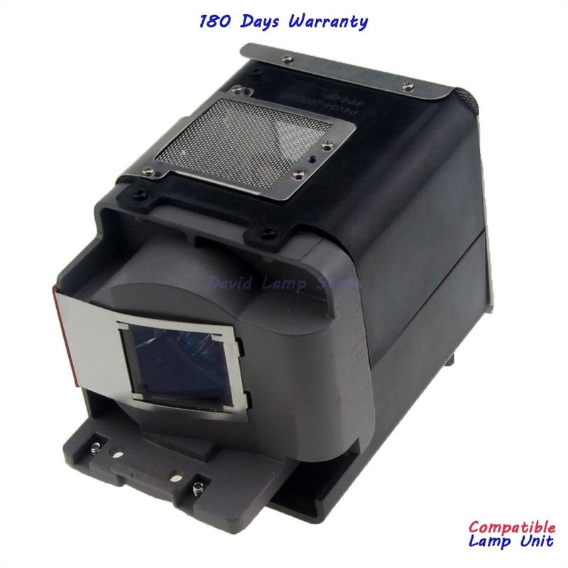 Hochwertige VLT-XD600LP Ersatzlampe mit Gehäuse für Mitsubishi FD630U, FD630U-G, WD620U, XD600U, XD600U-G