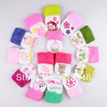 2016 New Spring 6 pairs / lot New Cute Baby Socks Baby Girls Socks New Born Baby Product 0-6 Month