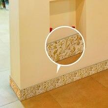buy tile pvc bathroom and get free shipping on aliexpress com0 1m*5m wall stickers waistline tiles pvc bathroom kitchen room wall border waterproof self