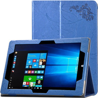 Fashion Print PU Leather Protective Folding Folio Case For CHUWI Hi10 Plus For 10 8 Tablet
