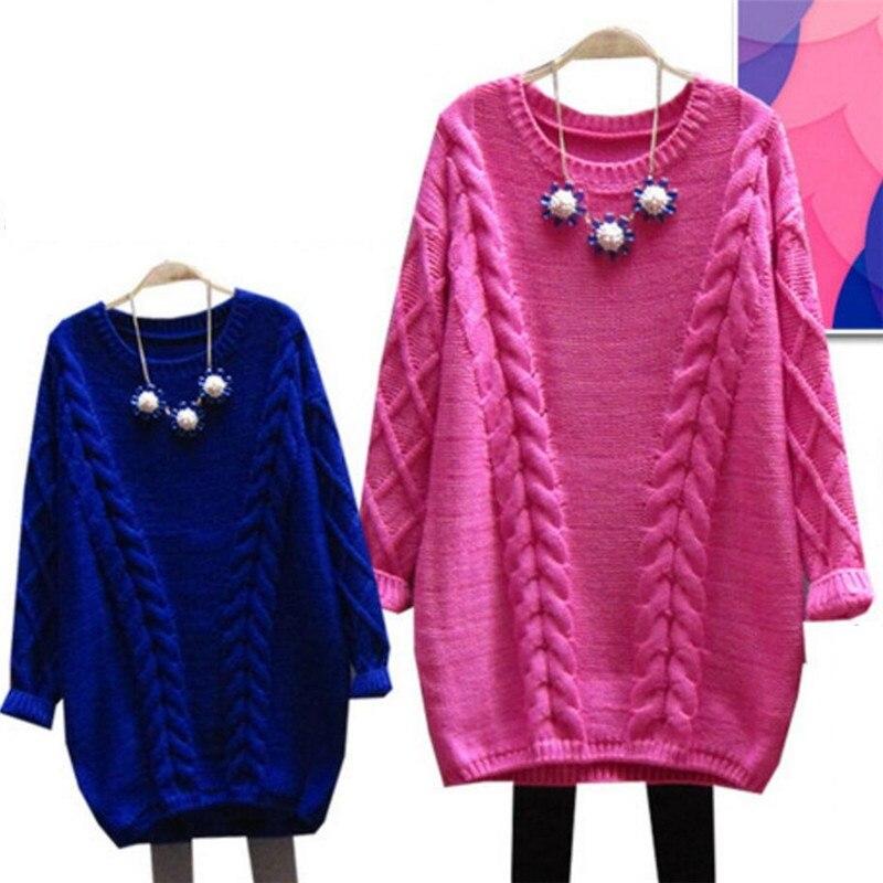 Chandail de maternité 4 couleurs à manches longues femmes enceintes décontracté chandail de maternité tricoté chemise pour femmes enceintes tissu de grossesse