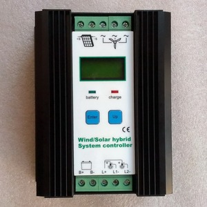 Image 4 - 風力太陽光ハイブリッドコントローラ 80A 1200 ワット MPPT 太陽光発電 400 ワット、風力発電機 800 ワット、 12V 24V インテリジェントハイブリッド充電コントローラ