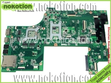 laptop motherboard for Dell Inspiron 17R N7110 HM65 nvidia graphics CN-037F3F Mainboard Mainboards DAV03AMB8E0