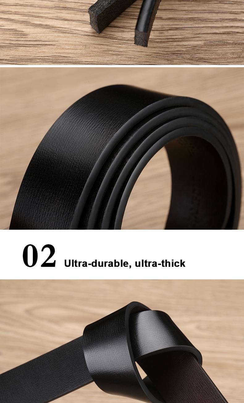cinta de cintura cintos masculinos para homem mp01201p