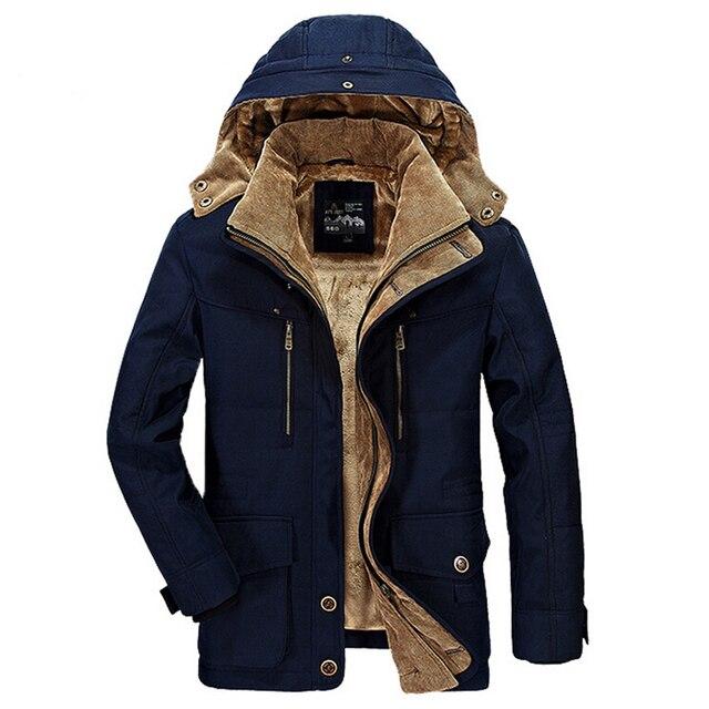 Aliexpress.com : Buy Military Jackets Men 2017 Winter Outwear ...