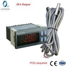 ZL 6210A +, 30A Uscita, Regolatore di Temperatura, Termostato Digitale, Lilytech